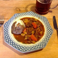 Hearty Beef in Ale